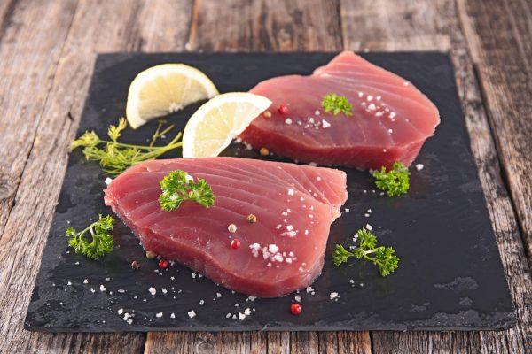 Tuna loins 1kg